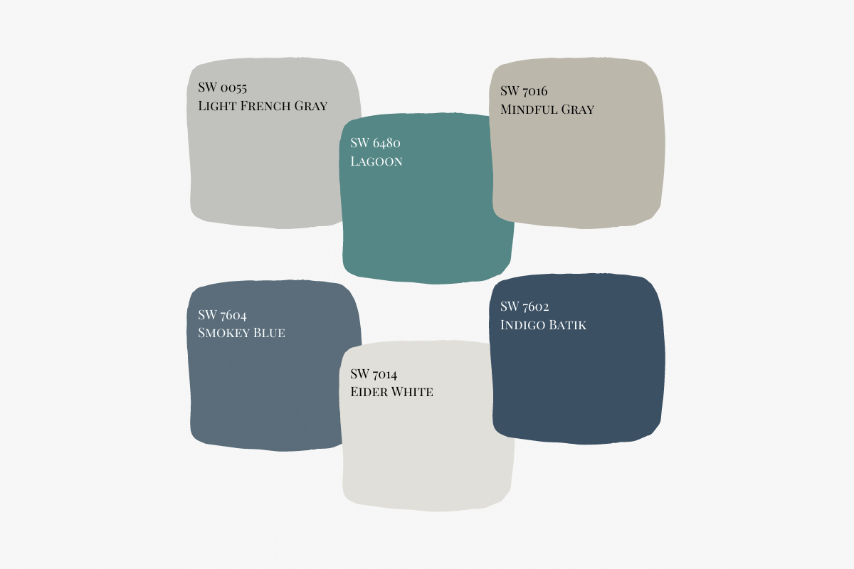 50+ Best Bold and Neutral Paint Colors